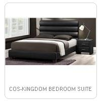 COS-KINGDOM BEDROOM SUITE
